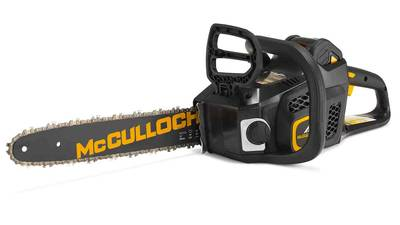 Tronçonneuse sans fil McCulloch Li-40CS