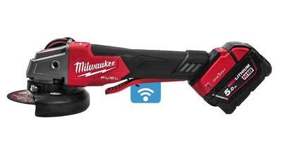 meuleuse d'angle sans fil M18 ONEFSAG125XPBB-502X 4933478435 Milwaukee