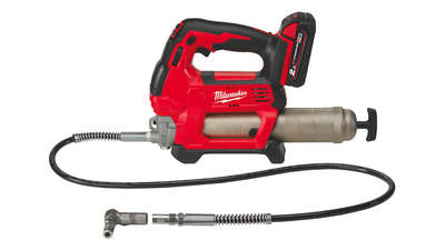 Pompe à graisse sur batterie Milwaukee M18 GG-201C