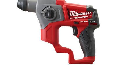 avis et prix Perforateur Milwaukee SDS Plus M12 CH-0