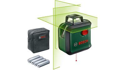 niveau laser PLL 1 P 603663300 Bosch