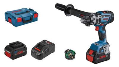 perceuse-visseuse sans fil Biturbo GSR 18V-150 C Professional 06019J5005 Bosch