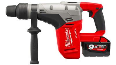 perforateur burineur sans fil sds max M18 CHM-902x Milwaukee