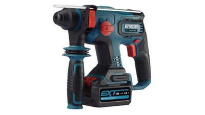 Perforateur Sds Plus sans fil Erbauer ERH18-Li 3663602794806