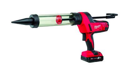 Pistolet à colle sur batterie Milwaukee C18 PCG/400T-201B