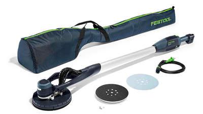Test complet : Ponceuse à bras filaire Festool Easy LHS-E 225 EQ PLANEX