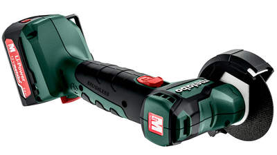 Test complet : Meuleuse compacte 76 mm Metabo POWERMAXX CC 12 BL 600348500