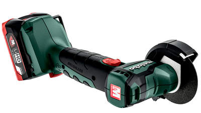 Test complet : Meuleuse compacte 76 mm Metabo POWERMAXX CC 12 BL 600348800