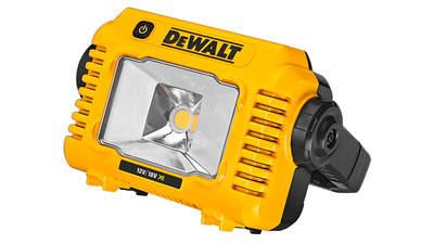 test et avis Projecteur de chantier LED DEWALT DCL077-XJ