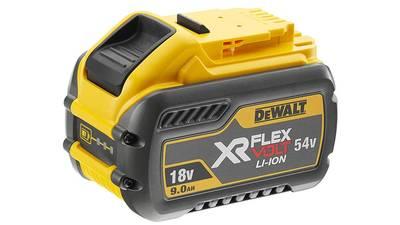 promotion et prix Batterie XR FLEXVOLT DCB547 DeWALT 54V / 18V