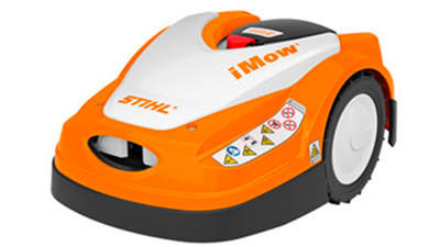 Robot tondeuse RMI 422 série 4 iMow Stihl