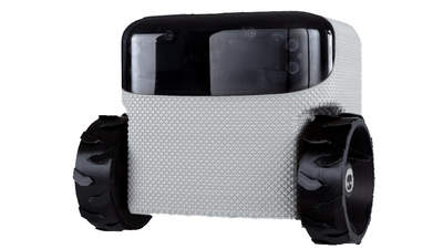 Robot tondeuse C-3P0 Silver Toadi Pro