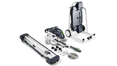 Scie à onglets radiale Festool KAPEX KS 60 E-UG-Set/XL