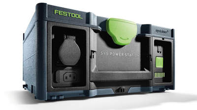 Station d'énergie mobile SYS-PowerStation Festool