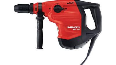 Perforateur burineur SDS Max Hilti TE 70-AVR