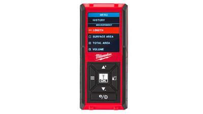 Télémètre laser LDM 45 Milwaukee
