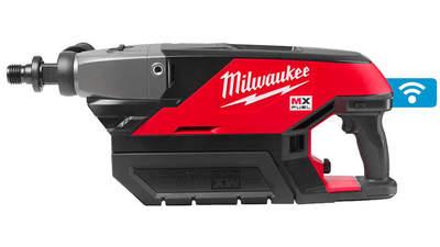 Test complet : Carotteuse Milwaukee MX FUEL MXF DCD150-302C sans fil
