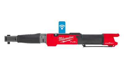 Clé à cliquet dynamométrique sur batterie Milwaukee  M12 ONEFTR38-0C