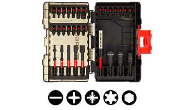 Test complet : Coffret d'embouts de vissage FACOM IMPACT DUAL TORSION EN.1J30PB 30 outils