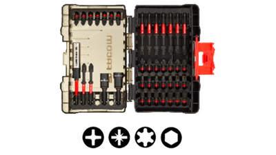 Test complet : Coffret d'embouts de vissage FACOM IMPACT DUAL TORSION EN.1J40PB 40 outils
