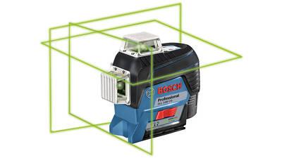 Test et avis Laser lignes Bosch GLL 3-80 CG Professional prix pas cher