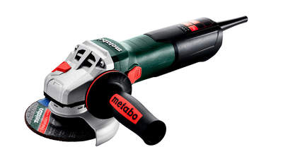 Test complet : Meuleuse angulaire filaire Metabo W 11-125 Quick 603623000