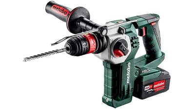 Test complet : Perforateur sans fil SDS-Plus Metabo KHA 18 LTX BL 24 QUICK 600211500