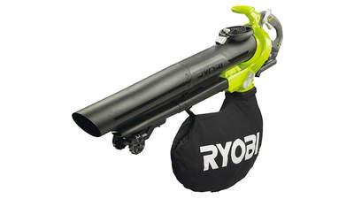Test complet : Aspirateur souffleur broyeur RYOBI RBV36B