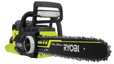 test et avis Tronçonneuse sur batterie RYOBI RCS36X3550HI pas cher