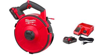 Tir fil sur batterie Milwaukee M18 FPFT-202 36 m ST Set 4933471953