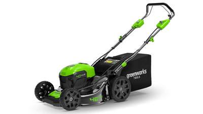 Tondeuse autotractée sans fil GD40LM46SP 2506007 Greenworks