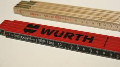 Mètre branche Würth composite Longlife +