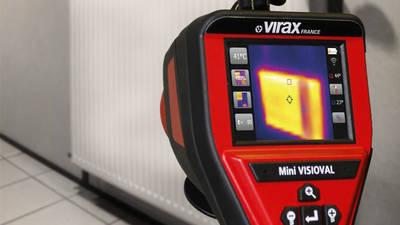 Caméra thermique VIRAX Mini Visioval