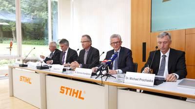 Conseil d'administration du groupe STIHL
