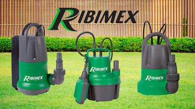 Ribimex présente sa gamme de pompes «vides cave» pour eaux claires