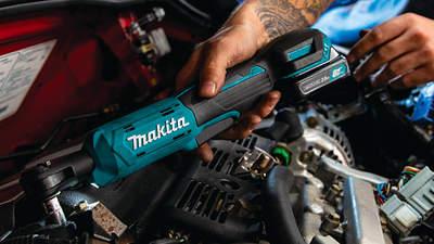 Makita présente sa nouvelle clé à cliquet sur batterie WR100DZ