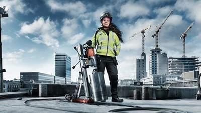 Husqvarna Construction dévoile sa stratégie ambitieuse pour les entreprises du béton
