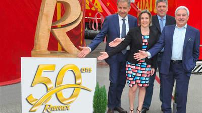 Ribimex fete ses 50ans