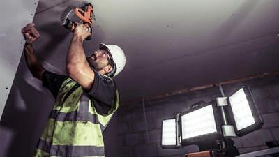 Éclairage de chantier LED BPL18 AEG Powertools