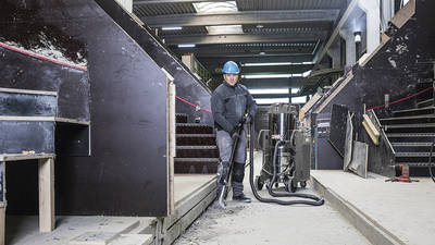 Aspirateur Karcher industriel gamme IVS 100