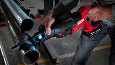 Test complet et avis de la scie sabre Brushless 3480 CA SKIL