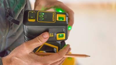Laser vert Stanley Fatmax FMHT1-77437