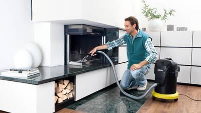 Aspirateur de cendres Kärcher AD 3 Premium Fireplace