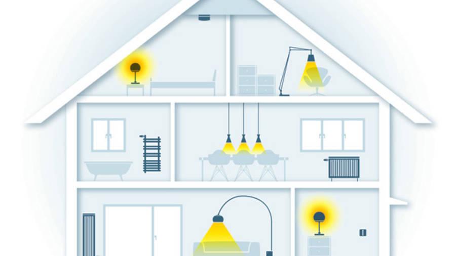 devolo home control int gre un module complet de gestion des ampoules connect es philips hue. Black Bedroom Furniture Sets. Home Design Ideas