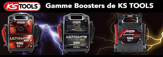 Booster KS TOOLS pas cher