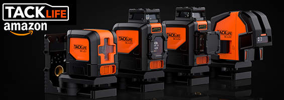 Laser TackLife en promotion