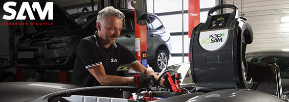 Servante SAM Outillage en promotion