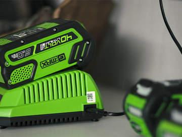 Batterie G40B6 40V 6,0 Ah Greenworks
