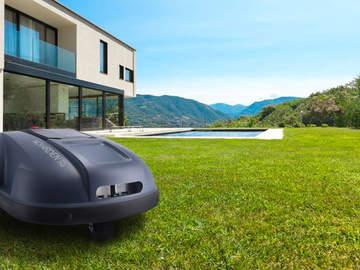 Tondeuses robots NOVARDEN : 3 solutions pour les petites surfaces