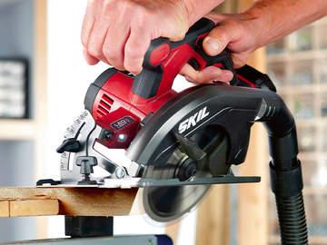 Travaillez le bois simplement avec les outils sans-fil Energy Platform SKIL